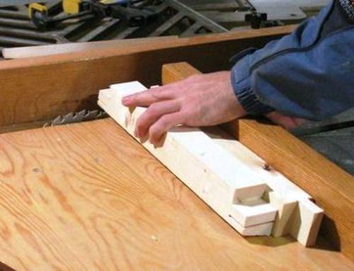 Изготовление приставной лестницы из дерева