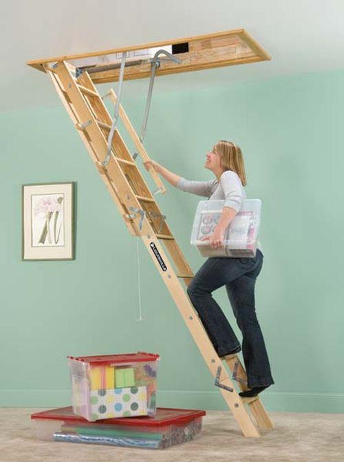 Лестница с металлическим каркасом своими руками фото
