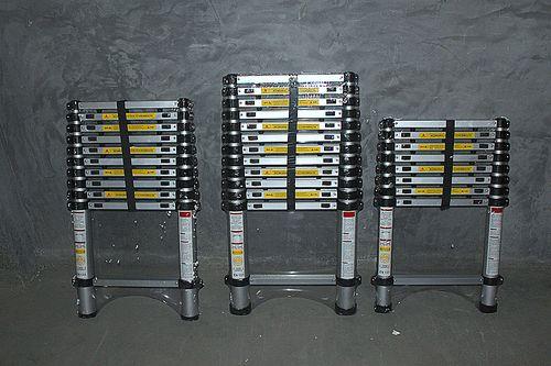 Лестница-трансформер телескопическая