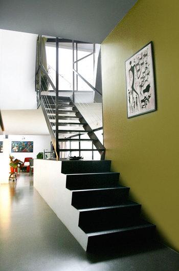 Двухкомпонентная лестница