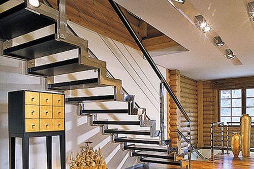 Межэтажные лестницы дизайн