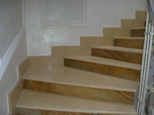 Керамогранит на лестницу