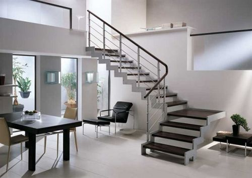 Оптимальная длина лестницы на второй этаж: измерения и расчеты