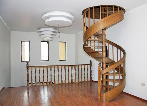 Своими руками лестница на мансарду