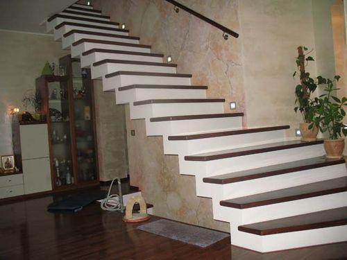 Железобетонные лестницы в частных домах