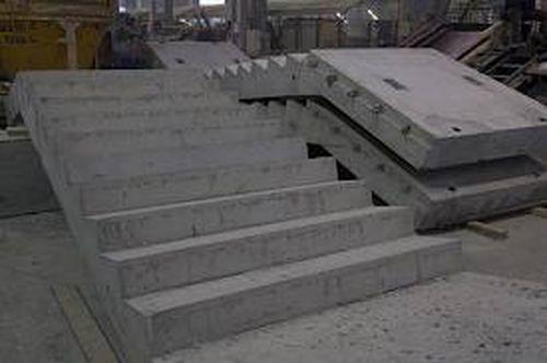 Готовые лестницы из бетона