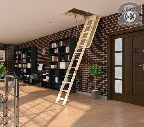 Чердачные лестницы и стремянки в Леруа Мерлен