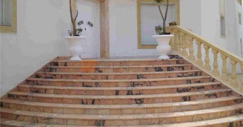 Гранитные ступени для лестницы