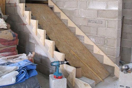 Изготовление деревянной опалубки своими руками