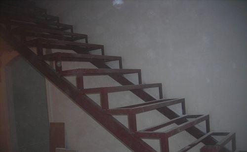 лестница из швеллера и уголка своими руками