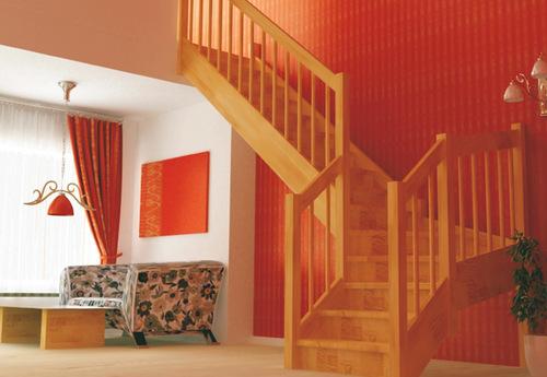 Деревянная лестница Столярыч