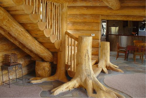 Идеи лестницы