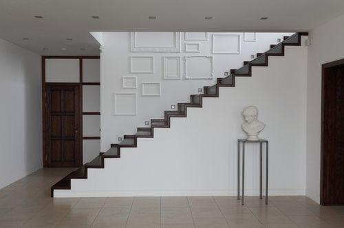 Как рассчитать проем для лестницы на второй этаж