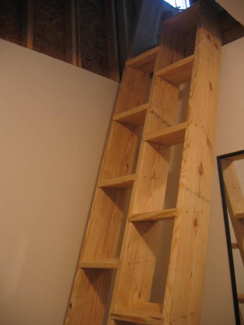 Нестандартная лестница