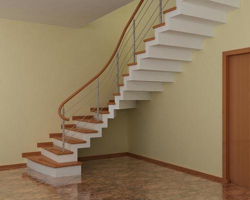 Облицовка ступеней лестницы: варианты исполнения плиткой, керамогранитом, деревом