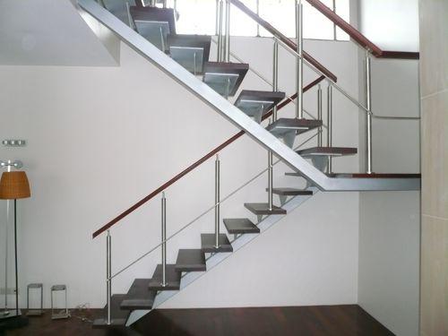 Как выглядят четырёх-маршевые лестницы