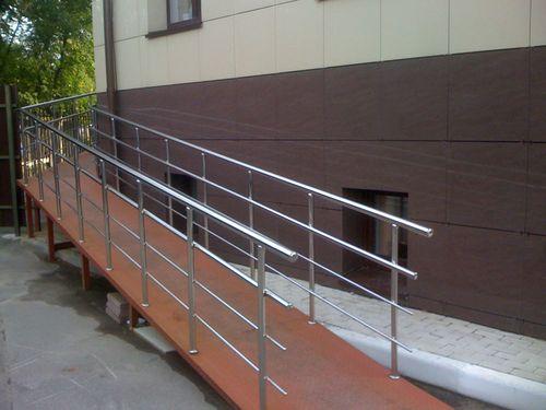 вместо лестницы