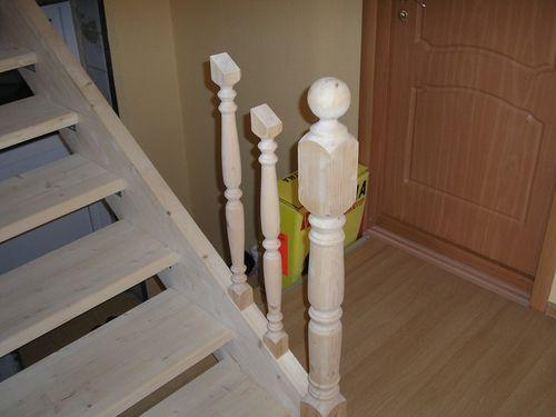 Крепление перил к лестнице: инструкция по монтажу