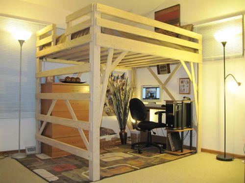Лестница для кровати-чердака своими руками
