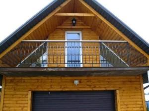 Фото идеи перил для балконов: варианты.