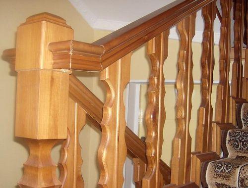 Из чего сделать поручни для лестницы?