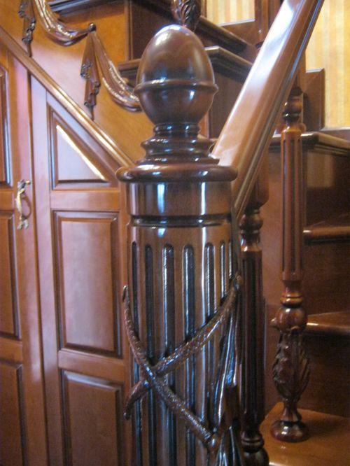 Лестница Montreal - лестницы в Тюмени деревянные