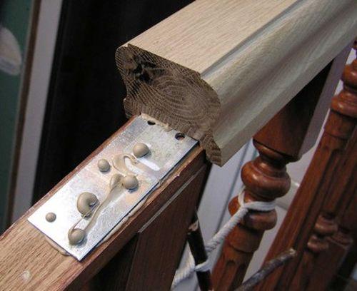 Тетива для лестниц из сосны, березы, лиственницы и дуба