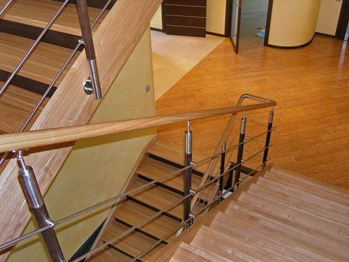 Какие бывают виды поручней для лестницы