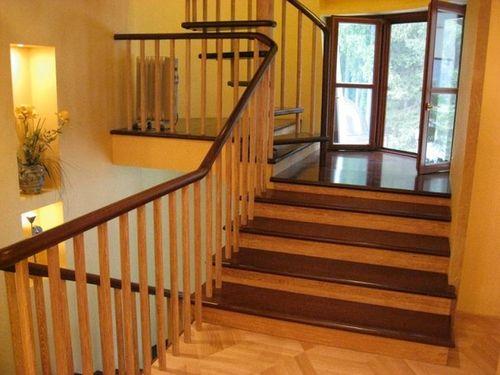Лестницы от компании Лигнариус