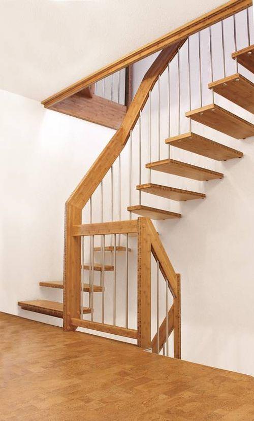 Какие бывают немецкие лестницы