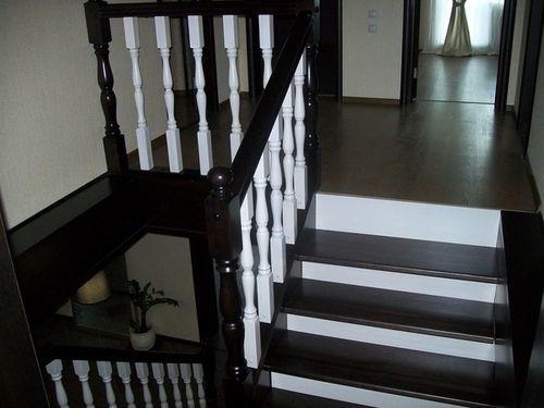 Как выглядят лестницы разных стилей