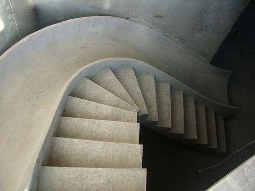 Железобетонные сборные лестницы: особенности и конструкция