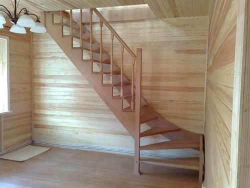 Лестницы для дачных домов