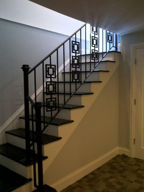 Дизайн лестницы на второй этаж своими руками