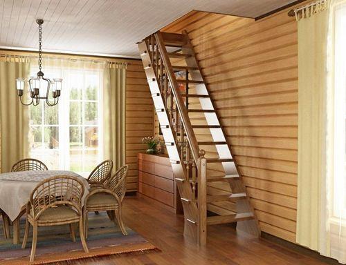 Виды и особенности раскладных лестниц