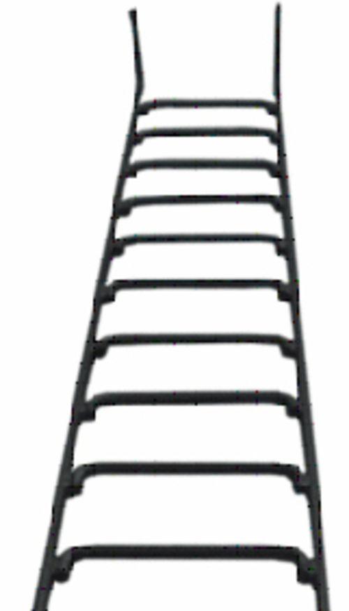 Все про канализационные лестницы: виды, материалы, требования