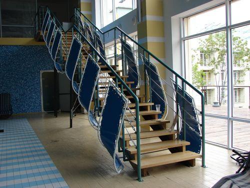 Какие нормы и требования к лестницам и площадкам на производствах