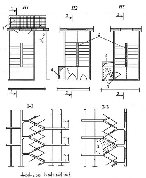 Типы лестниц и лестничных клеток по пожарной безопасности