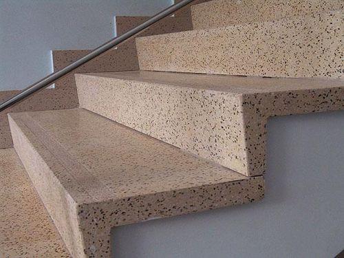 Плитка для лестничных ступеней и маршей: от выбора до укладки