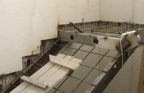 Самостоятельная заливка лестницы из бетона