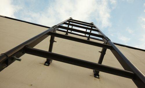 Лестница на крышу