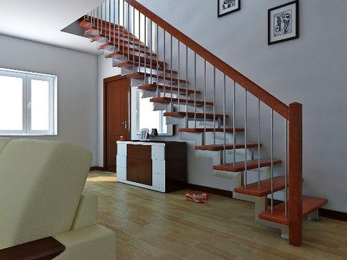 Какой должна быть лестница на 3 этажа в доме
