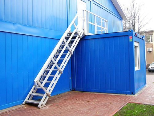 Все, что нужно знать про противопожарные лестницы