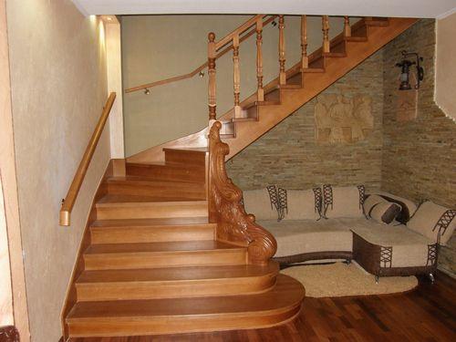 Демонтаж лестницы деревянной или металлической на второй этаж