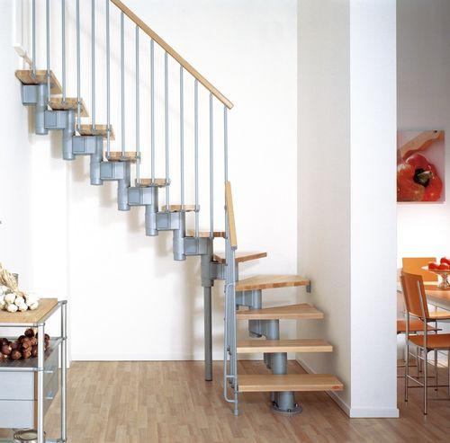 Лестница на второй этаж своими руками из дерева с
