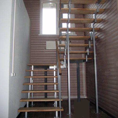 Обзор про модульные лестницы Элегант