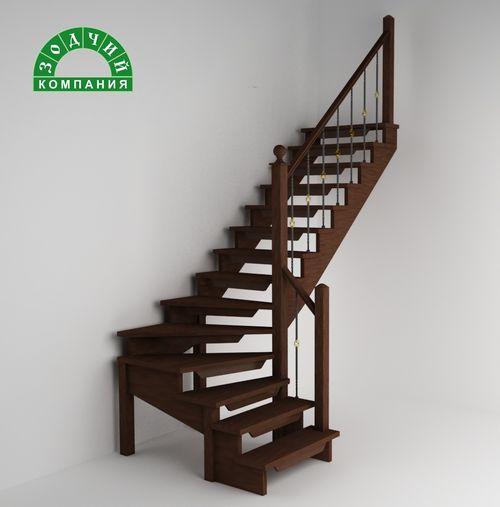 Лестницы от компании Зодчий: обзор видов и материалов