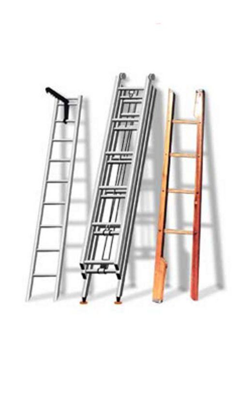 Как выбрать и использовать лестницу-палку