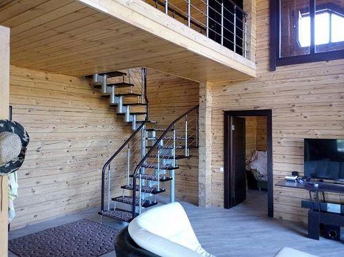 Обзор про лестницы от компании «Наша лестница»