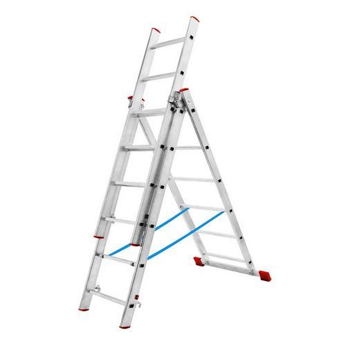 Обзор и характеристики лестниц Луч